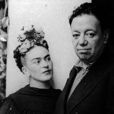 Frida Kahlo'nun Çok Sevdiği Diego'dan Vazgeçme Eşiğini Anlattığı Nefis Mektubu