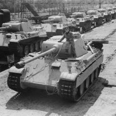 İnsan Öldürmek İçin Tasarlandığına İnanmanın Zor Olduğu İncelikli Tank: Panther