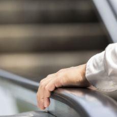 Yürüyen Merdivenlerde El Bandı Neden Basamaklardan Daha Hızlı Hareket Eder?