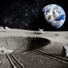 Dünya'mızın Uydusu Ay Hakkında Akıl Sır Erdirilemeyen Tuhaflıklar