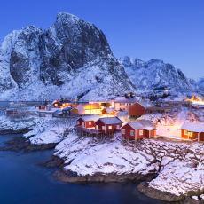 Norveç'in Soğuk ve Issız Bir Köyünde Türk Bakkala Rastlayan Birinin Dumur Eden Hikayesi