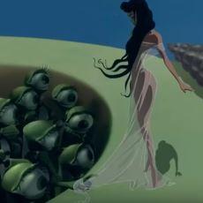 Salvador Dali'nin Disney İş Birliğiyle Yayınlanan, Başka Kafalardaki Kısa Filmi: Destino
