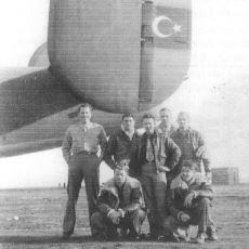 II. Dünya Savaşı'nda Ankara'ya Zorunlu İniş Yapan ABD Pilotlarının Başından Geçen Film Gibi Hikaye