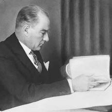 Mustafa Kemal Atatürk'ün Tarih Bilgisi ve Tarih Üzerine Çalışmaları
