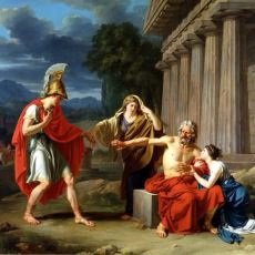 Freud'un Kompleksine İsim Babası Olan Oedipus'un Talihsizliklerle Dolu Öyküsü