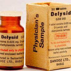 Bir Dönem Delysid Adıyla Reçeteli Olarak Satılan LSD Neden Yasaklandı?