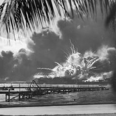Tarihin En Büyük Savaşının, Amerika'yı Başrole Taşıyan Olayı: Pearl Harbor Baskını