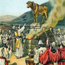 Günah Keçisi Kavramının Kutsal Kitaplardaki Kaynağı Olan Hikaye: Altın Buzağı
