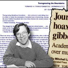 Uydurma Bir Makalenin Dergide Yayınlanmasıyla Meydana Gelen Entelektüel Kriz: Sokal Hoax