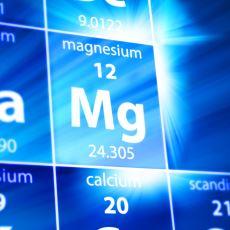 Vücutta Eksilmesiyle Bin Türlü Derdi de Beraberinde Getiren Magnezyuma Dair İlginç Bilgiler