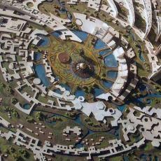 İçinde Tüm İnsanların Barış İçinde Yaşaması Hedeflenen Hindistan Şehir Projesi: Auroville