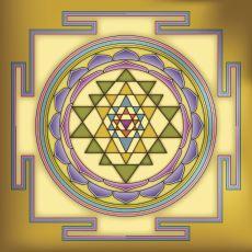 Evrenin Soyut Formunu Anlatan Mistik Diyagram: Sri Yantra