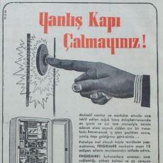 Reklamcılık Sektörünün Yeni Yeni Gelişmeye Başladığı Yıllardaki İlginç Gazete Reklamlarımız