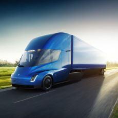 Elon Musk'ın İki Yeni Göz Bebeği Tanıtıldı: Tesla Semi Truck & Tesla Roadster 2.0