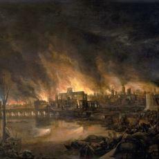 İngiltere'de İlk Sigorta Şirketlerinin Kurulmasına Yol Açan Büyük Londra Yangını
