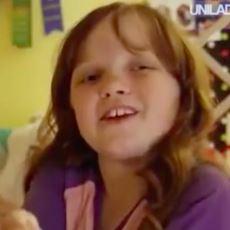 Tam 7 Bin Hamamböceği Besleyen 8 Yaşındaki Shelby Counterman'ın Saykodelik Görüntüleri