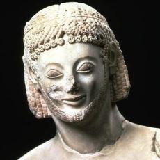 Antik Çağ Heykellerinin Suratlarındaki Tuhaf Şekli İfade Eden Kavram: Arkaik Gülümseme