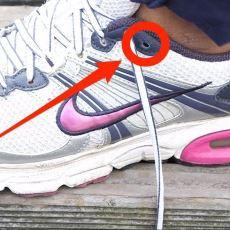 Spor Ayakkabılarındaki Ekstra Bağ Deliği Ne İşe Yarıyor?