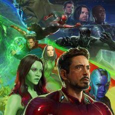 O Gün Geliyor: Uğruna Koca Bir Evren Yaratılan Avengers: Infinity War'un Fragmanı Yayınlandı
