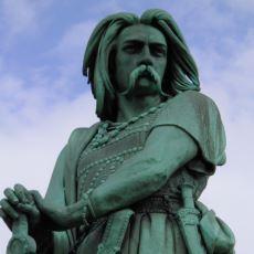 Asterix'e İlham Kaynağı Olan ve Sezar'a Karşı Savaşan Galyalı General: Vercingetorix