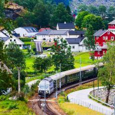 Muhteşem Norveç Manzaraları Sunan Flam Treni ile Seyahat Edeceklere Tavsiyeler