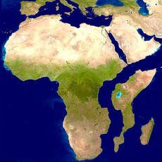 Afrika'da Zaman İçinde Yeni Bir Okyanusun Oluşacak Olması