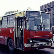 Ikarus Marka Belediye Otobüslerine Binmiş Efsane Nesil