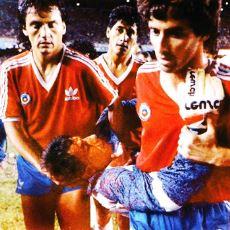 Sahada Kendini Yaralayıp Maçı Tatil Ettiren Şilili Kaleci: Roberto Rojas