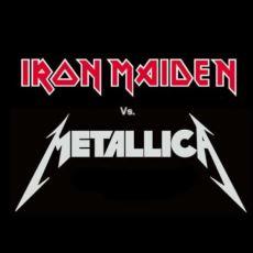 İki Efsane Grubun Karar Vermesi Epey Zor Kıyası: Iron Maiden vs Metallica