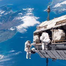 Uluslararası Uzay İstasyonu'nda Üretilen Fazla Isı Nasıl Yok Ediliyor?