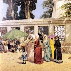 Osmanlı Döneminde Kadınlar Modayı Nasıl Takip Ediyordu?