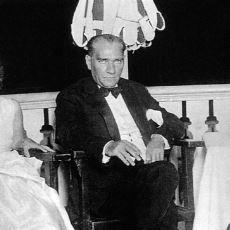 """Atatürk'ün Ünlü """"Türk, Öğün, Çalış, Güven"""" Deyişindeki """"Öğün"""" Ne Anlama Geliyor?"""
