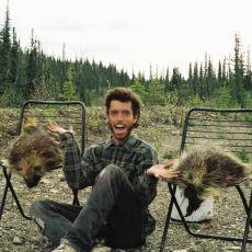 Into the Wild Filmiyle Tanıdığımız Chris McCandless'ın Gerçek Yaşamından Kareler