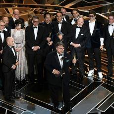 Bu Seneki Oscar Ödül Töreni'nde Kendini Belli Eden Siyasi Protestoların Samimiyetsizliği