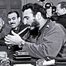 Küba'nın Efsane Lideri Fidel Castro Neden Aynı Anda İki Rolex Saat Takıyordu?