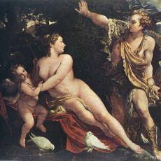 İnsan Vücudunun Çeşitli Yerlerinde Bulunan Mitolojik Kahramanlar