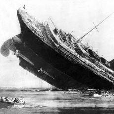 1915'te Almanlar Tarafından Batırılan İngiliz Transatlantiği: Lusitania