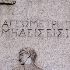 """Platon, Ünlü """"Geometri Bilmeyen Giremez"""" Uyarısıyla Aslında Ne Anlatmak İstiyordu?"""