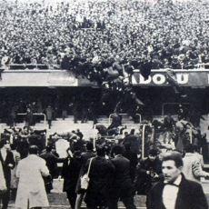 1 Ölü ve 80 Yaralıyla Sonuçlanan Talihsiz Olay: 1964 Türkiye - Bulgaristan Maçı