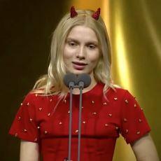 Aleyna Tilki, Altın Kelebek'te Tartışma Yaratan Konuşmasında Ne Demek İstedi?