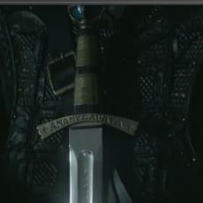 Vikings 4. Sezon Finalinde Görülen Kılıç Üzerinde Yazılı Kelime Ne Anlama Geliyor?