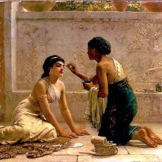 Osmanlı Zamanında Kadınlar Nasıl Makyaj Yapardı?