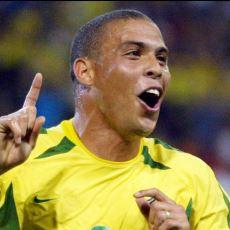 Dünya Futbol Tarihinin Gördüğü En İyi Golcülerden Biri: Ronaldo Luis Nazario de Lima