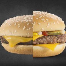 Fotoğraflardaki Hamburgerlerle Gerçeği Neden Birbirinden Farklı Görünüyor?