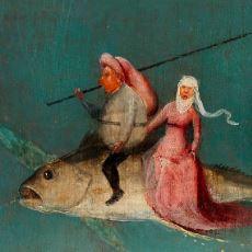 Gerçeküstücülük Kimsenin Aklının Ucundan Geçmezken Kitabını Yazmış İsim: Hieronymus Bosch