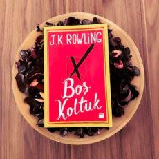 JK Rowling'in Sadece Harry Potter'ın Yazarı Olmadığını Kanıtlayan Kitap: Boş Koltuk