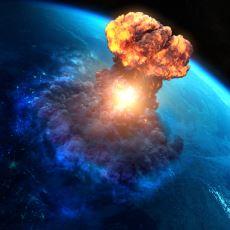 Dünya'ya Dev Bir Asteroid Çarpsaydı Neler Olurdu?