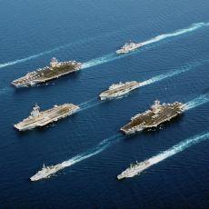 Amerikan Deniz Kuvvetleri'nin Kullandığı Tekne Sınıflandırma Sembolleri ve Anlamları