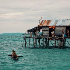 Suyun Altında 13 Dakika Kalabilen İnanılmaz Deniz Çingeneleri: Bajau Kabilesi