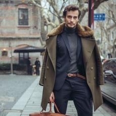 Erkek Giyiminde En Başarılı Renk Kombinasyonları